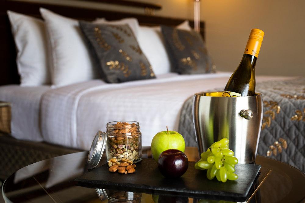 luxury hotels in north goa