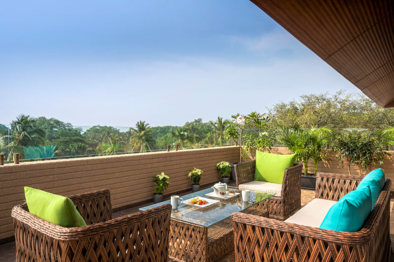 best hotels in goa for family